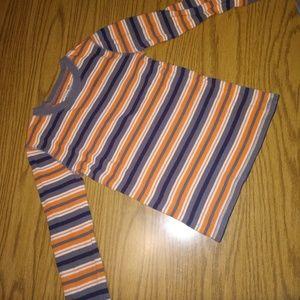 Boys long sleeve size 7 t-shirt